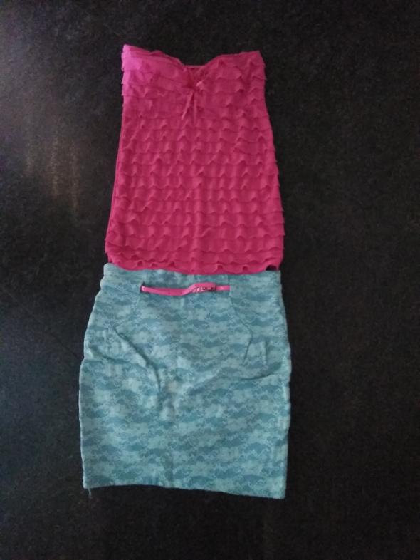 spódnica z bluzeczka