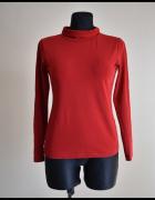 GOLF czerwona bluzka Maxima rozmiar 38 M stan bdb...