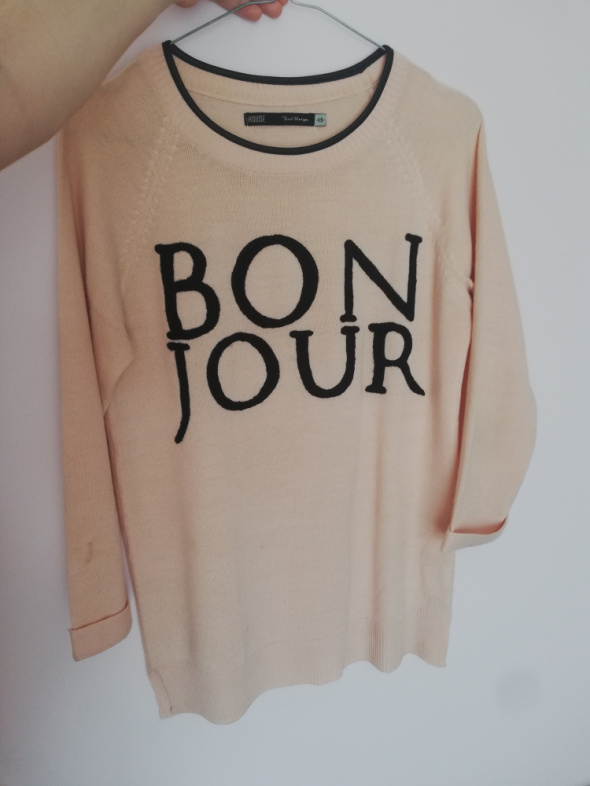 Bluzka sweterkowa House BONJOUR XS...