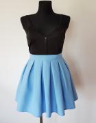 Błękitna spódnica Fashion Land S...