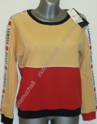 PLNY LALA bluza Famous Beast Orange Sweatshirt