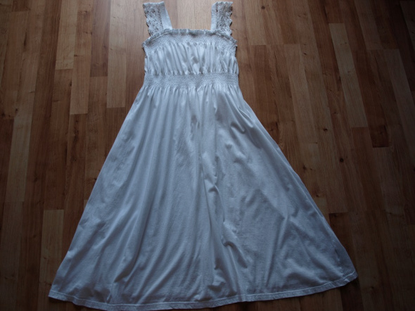 Suknie i sukienki Letnia bawełniana L