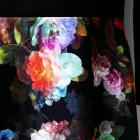 Sukienka motyw kwiatów 4042
