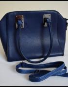 Torebka listonoszka kuferek ELEGANCKI stylowy torba...