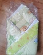 Nowy rożek niemowlęcy Dwustronny bawełna