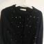 Czarny sweterek dla dziewczynki zara 164