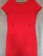 Czerwona sukienka Reserved...