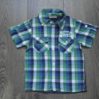 Topolino koszulka kratka 98