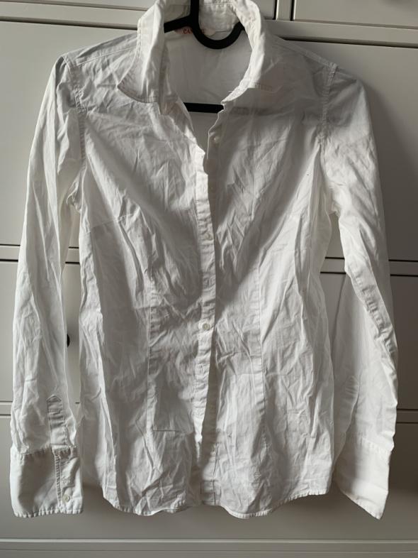Biała koszula Camaieu 34...