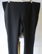 Spodnie Czarne H&M Tregginsy 3XL 46 XXXL...