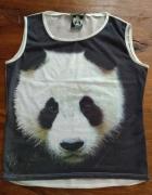Top tshirt bluzka panda atmosphere...