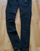 Czarne legginsy XS S