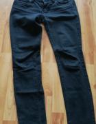Czarne dżinsy rozmiar 36 38