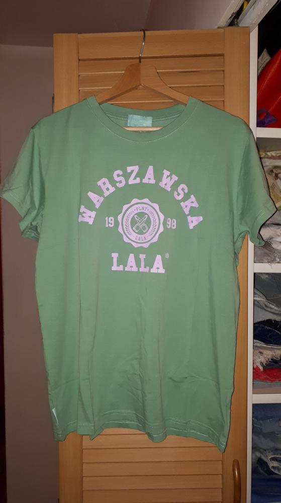 Nowa koszulka Plny Warszawska Lala