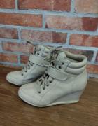 Koturny sneakersy 37...