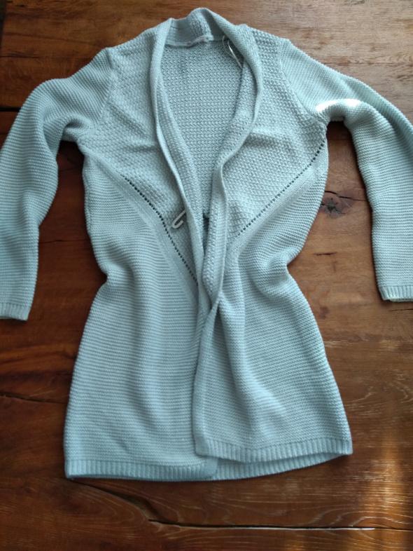 Sweter szaro srebrny Orsay...