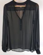 Czarna prześwitująca koszula Mexx 14