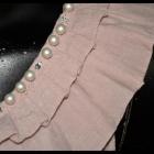 piękna elegancka tunika pudrowy róż new look