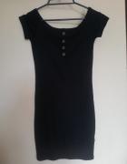 Czarna sukienka nowa z metka...