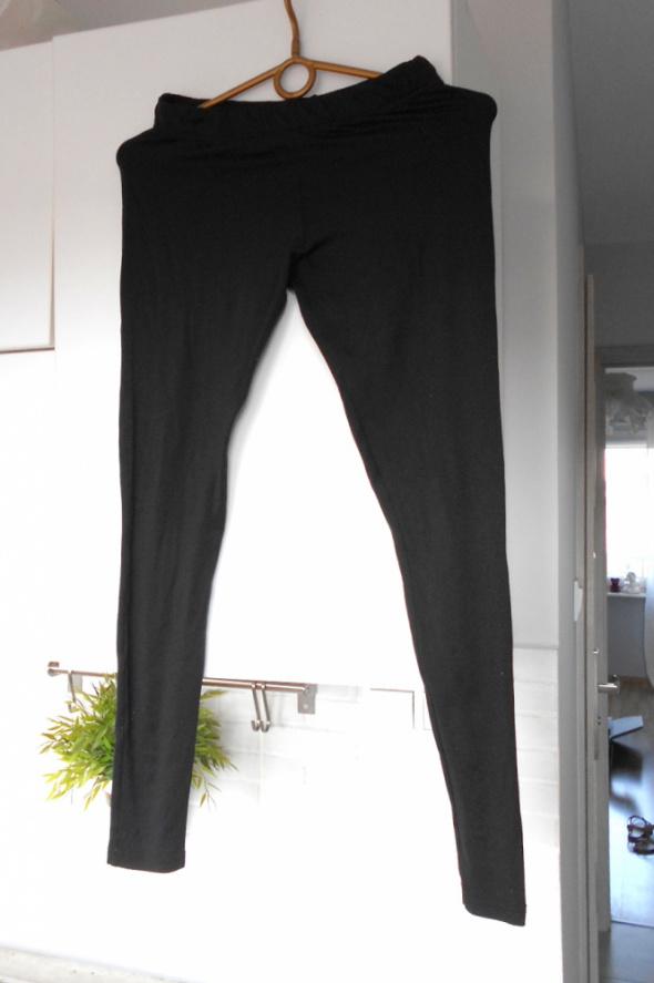 Miss Selfridge czarne legginsy