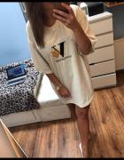 Sportowa sukienka tshirt XL...