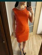 Czerwona sukienka 38...