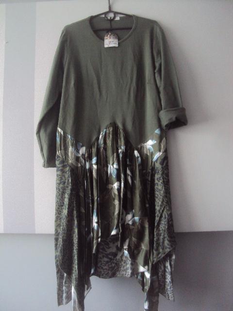 nowa włoska sukienka