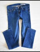 BIG STAR jeansy damskie Fit skinny leg tapered W30 L 32...