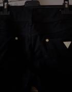 Spodnie czarne dżinsowe...