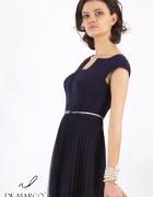 Seksowna sukienka wieczorowa na prestiżowe uroczystości De Marc...