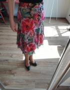 Spódnica w kwiaty Solar 36...
