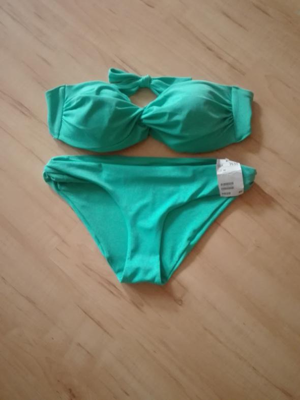 dwuczęściowy kostium kąpielowy