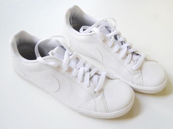 Buty Nike Tennis Classic Białe 42 27 cm Damskie Biel