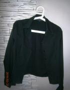 czarna koszula M...
