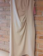 Śliczna nowa sukienka S Exclusive za kolano...