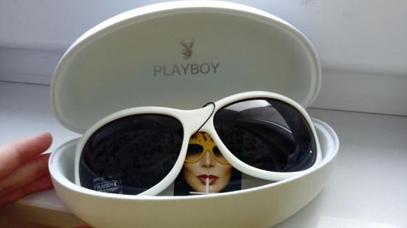 Oryginalne Okulary Przeciwsłoneczne Playboy...
