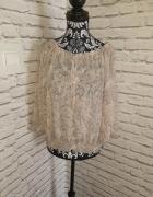 Idealna bluzka mgiełka H&M M...