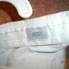 biała bluzka bez rękawów