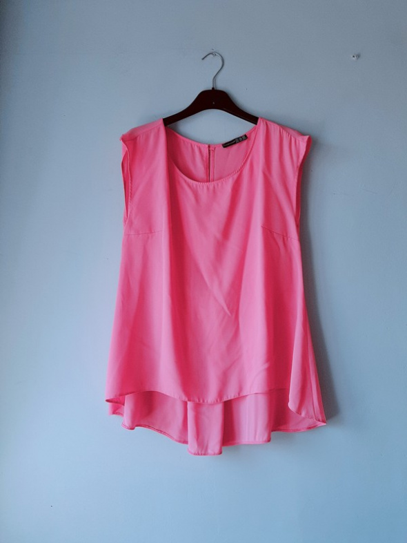 Idealna różowa bluzka Atmosphere L...