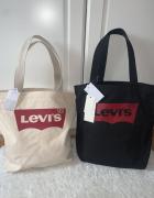 Levis duży firmowy shopper plaza zakupy...