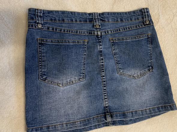 Spódnica jeansowa XS