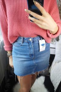 Sinsay Spódnica damska jeansowa nowa M 38...