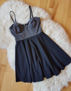 Czarna sukienka New Look Nowa...