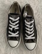 Czarne Trampki Converse...