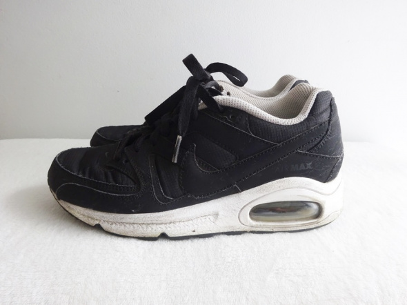 NIKE AIR MAX czarne buty sportowe adidasy 365