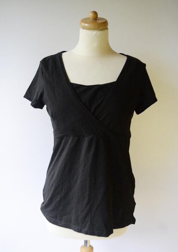 Bluzka Do Karmienia H&M Mama Czarna M 38 Koszulka...