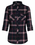 Koszula W Kratę Tally Weijl xxs 32 xs 34 100 bawełna krata...