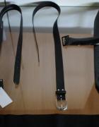 komplet zestaw 4 czarne paski H&m xs 34...