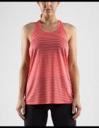 top koszulka sport CRAFT women xs 34 z Norwegii trening fitness...