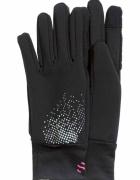 rękawiczki H&M sport XS 34 S 36 bieganie rower rękawice